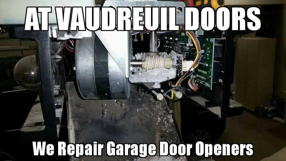 Garage Door Openers in West Land